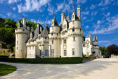 Usse Castle — Stock Photo