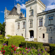 Chateau de Breze — Stock Photo