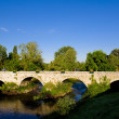 Cande-sur-Beuvron - Stock Photo