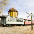 Stock Photo: Colorado Railroad Museum