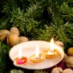 Christmas still life — Stock Photo #4204820