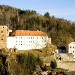 Castle Becov nad Teplou — Stock Photo #4204980