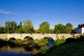 Cande-sur-Beuvron — Stock Photo
