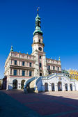 Zamosc, Poland — Stock Photo