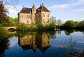 Castle in Vorden — Stock Photo