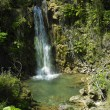 El Nicho waterfall - Stock Photo