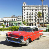 Havana, kuba — Stock fotografie