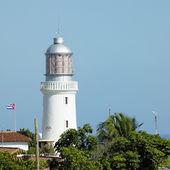 Lighthouse, Cuba — Stock Photo