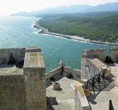 San Pedro de la Roca Castle — Stock Photo