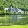 Foto de Stock  : Kylemore Abbey