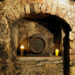 Wine cellar — Stock Photo #4221468