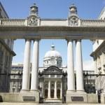 Leinster House, Dublin — Stock Photo #4221539