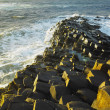 Stock Photo: Giant's Causeway