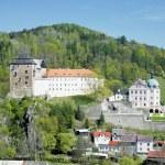 Castle Becov nad Teplou — Stock Photo #4228330