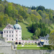 castle becov nad teplou — Stock Photo #4228336