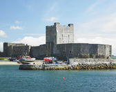 Carrickfergus Castle — 图库照片