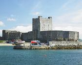 Carrickfergus zamek — Zdjęcie stockowe