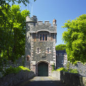 Glenarm Castle — Stock Photo