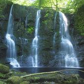 гленарифф – водопады — Стоковое фото