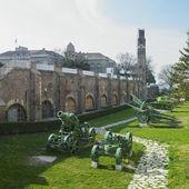 Fortress Kalemegdan — Stock Photo