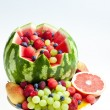 Fruit salad — Stock Photo #4261115