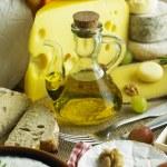 Cheese — Stock Photo #4264322