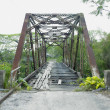 Old bridge, Cuba - Stock Photo
