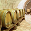 Wine cellar — Stock Photo #4264505