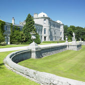 Powerscourt House — Stock Photo