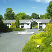 National Stud, Tully, County Kildare, Ireland — Stock Photo