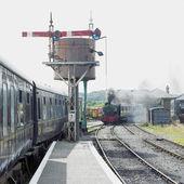 Tourist railway — Stock Photo