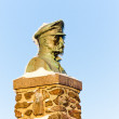 Statue of T.G. Masaryk — Stock Photo #4291787