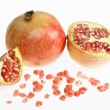 Pomegranates — Stock Photo #4296437