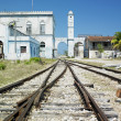 Stock Photo: Railway station, C