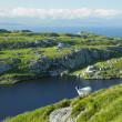 Stock Photo: Sheep''s Head Peninsula, County Cork, Ireland