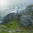 Lighthouse, Sheep&#039;&#039;s Head Peninsula, County Cork, Ireland - Stock Photo