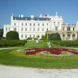 Lednice chateau — Stock Photo #4296896