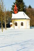 Church in Udolicko — Stock Photo