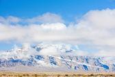 Winter mountains in Nevada, USA — Stock Photo