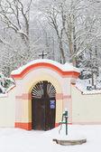 Lisna, Czech Republic — Stock Photo