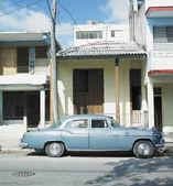 Old car in Guant — Stockfoto
