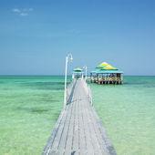 Santa Lucia Beach, Cuba — Stock Photo