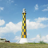 Lighthouse, Cayo Pared — Stock Photo