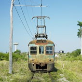 Hershey Electric Railway, Havana Province, Cuba — Stock Photo
