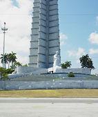 Parque Jos Marti, Cienfuegos, Cuba — Stockfoto
