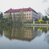 Libochovice Castle — Stock Photo
