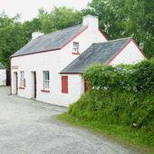 Ulster American Folk Park — Stock Photo