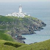 Lighthouse, Ireland — Stock Photo