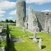 Ruins of Drumlane Monastery, County Cavan, Ireland — Stock Photo