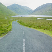 Doo Lough Pass — Stock Photo